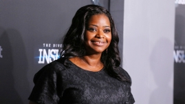 Mandatory Credit: Photo by Erik Pendzich/REX/Shutterstock (4536388cn) Octavia Spencer 'Insurgent' film premiere, New York, America - 16 Mar 2015
