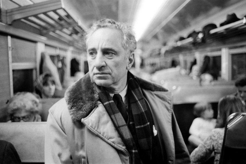 Elia Kazan, New York Jan 1967